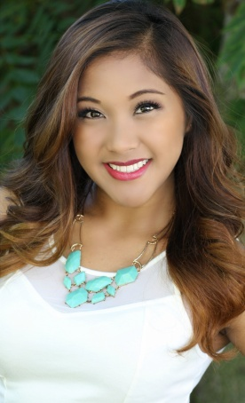Miss Garden Grove 2015 Contestant Headshot