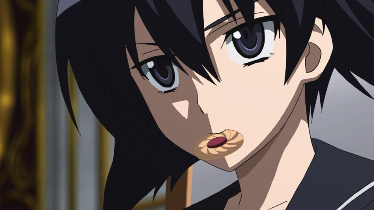 Akame Ga Kill - Eating Kurome