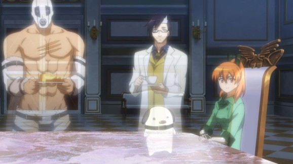Akame Ga Kill ghosts