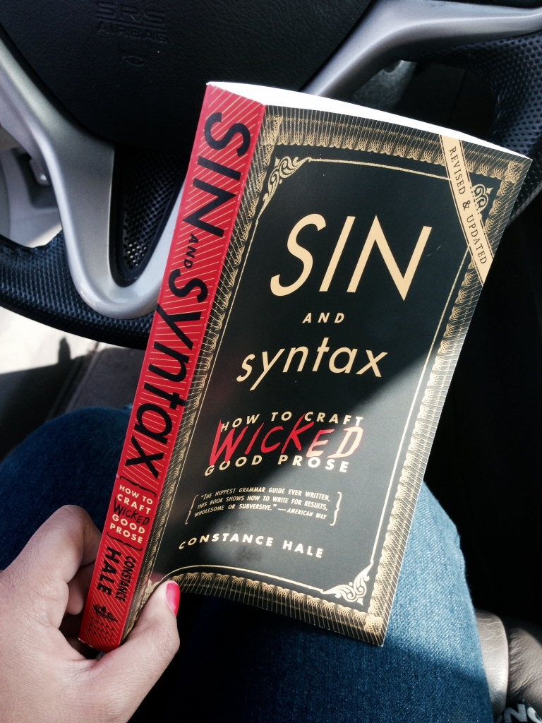 Sin and Syntax Currently Reading