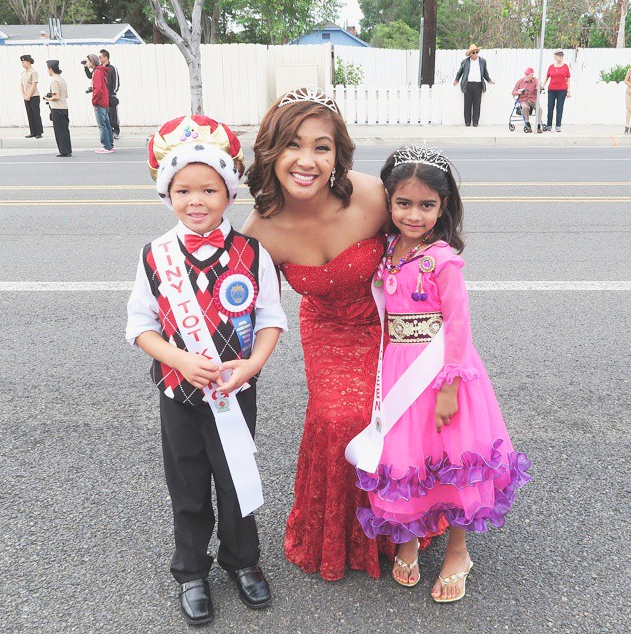 Tiny Tots King and Queen 2015