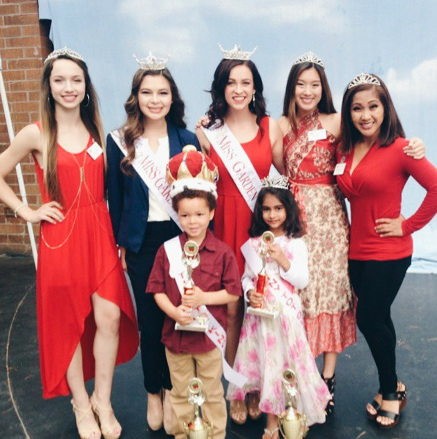 Tiny Tots King and Queen Garden Grove 2015
