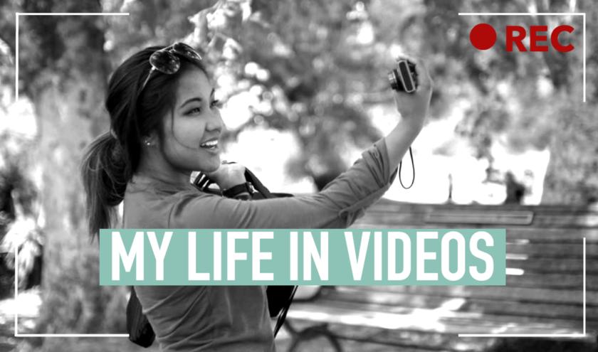 LIFE IN VIDEOS - RALEIGHWRITES