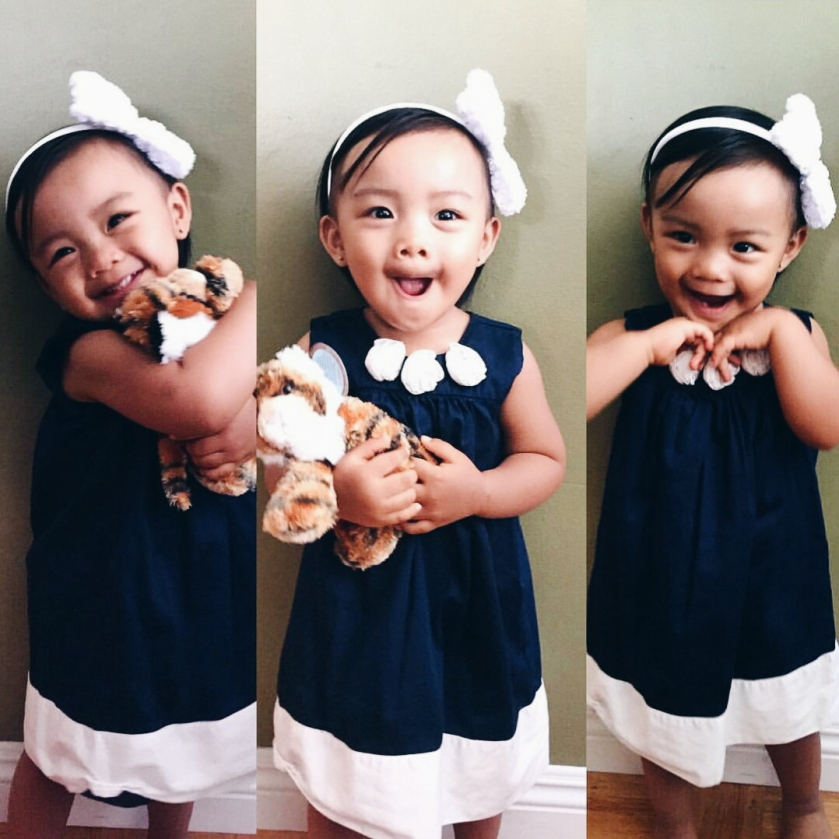 Jenelle Bulosan - Baby Outfit of the Day - 20 Months